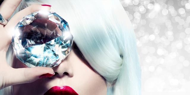 まつげエクステサロンCrazyBeautyのダイヤモンドまつげエクステ